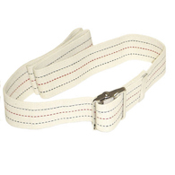 Ableware 704021048/704021054 Gait Belts-Striped