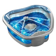Homedics FB-200 Hydro-Therapy Foot Bath