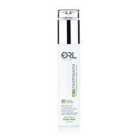 ORL Labs Freshmint Toothpaste with ORGANIC Xylitol-4 oz